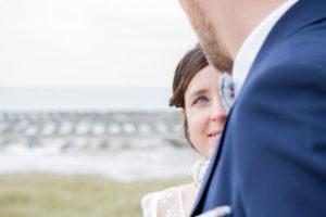 mariage bohème Un regard tendre et amoureux
