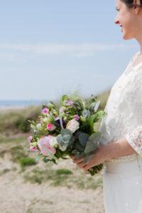 Le bouquet de fleurs de la mariée en mai 2017