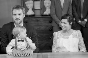 Le regard de Barbara à son fils Eliott