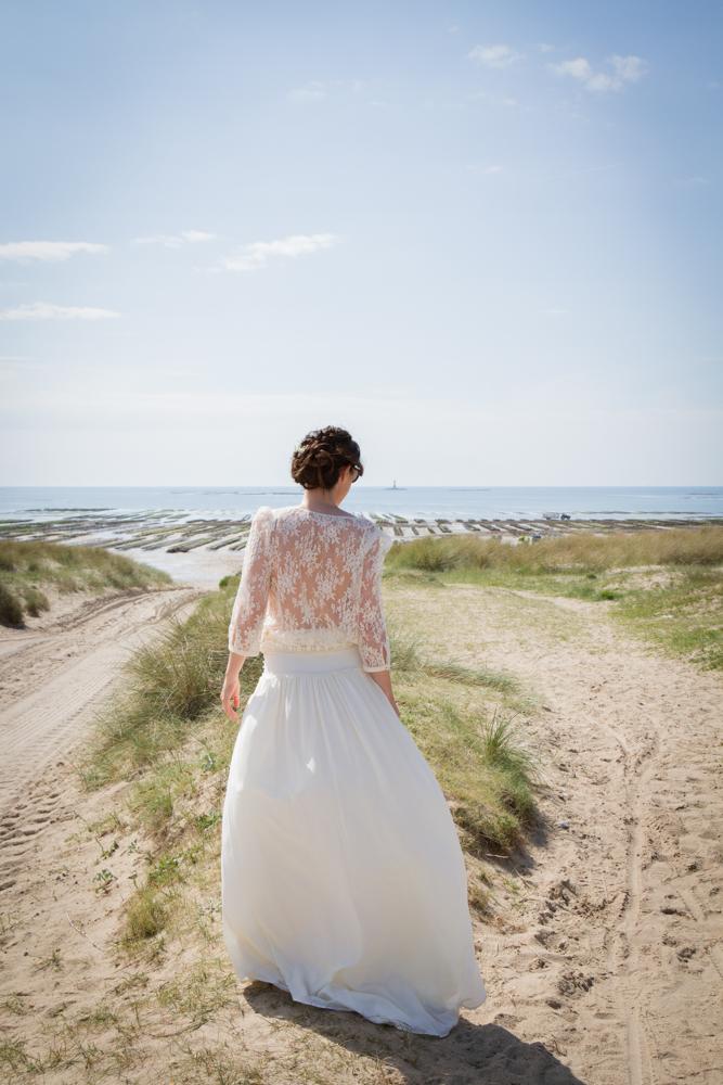 photographe mariage bohème normandie