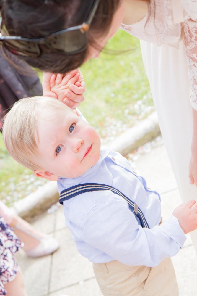 photographe mariage bohème normandie enfant