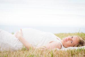 photographe grossesse normandie portrait