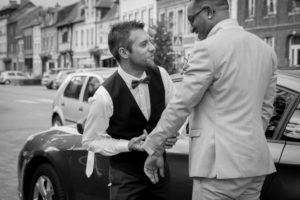 photographe mariage normandie témoin