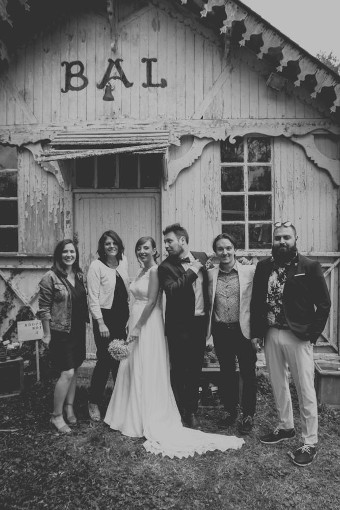 photographe mariage le havre normandie témoins