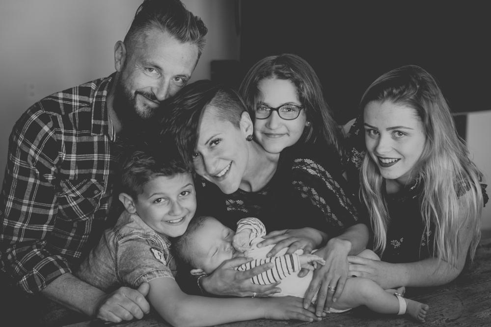 photographe famille normandie fecamp fratrie