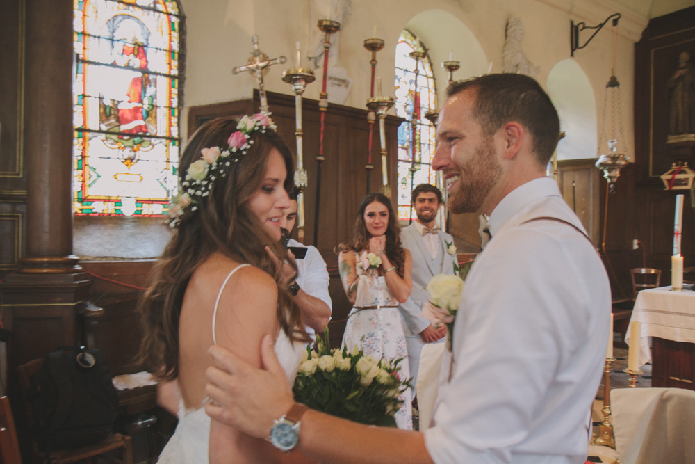 photographe mariage pont audemer cérémonie