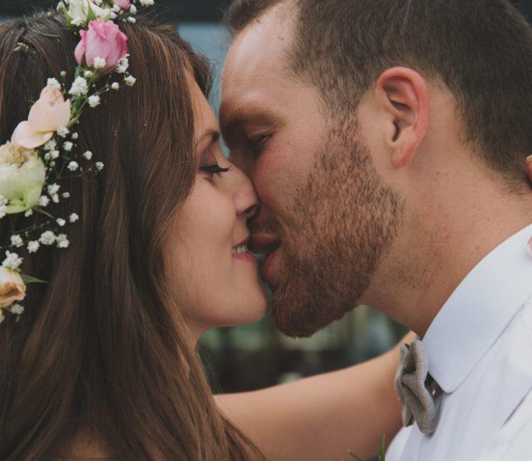 photographe mariage pont audemer portrait couple