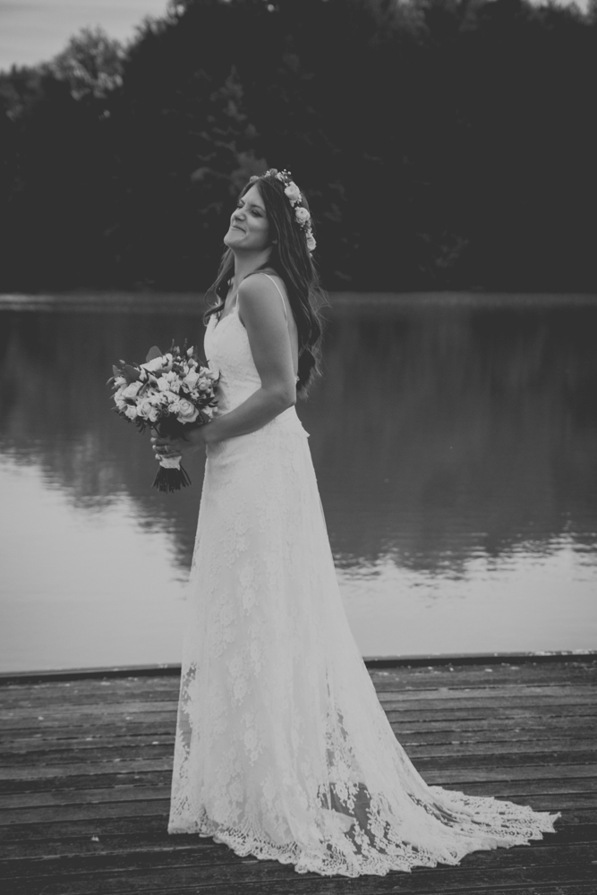 photographe mariage pont audemer photo mariée