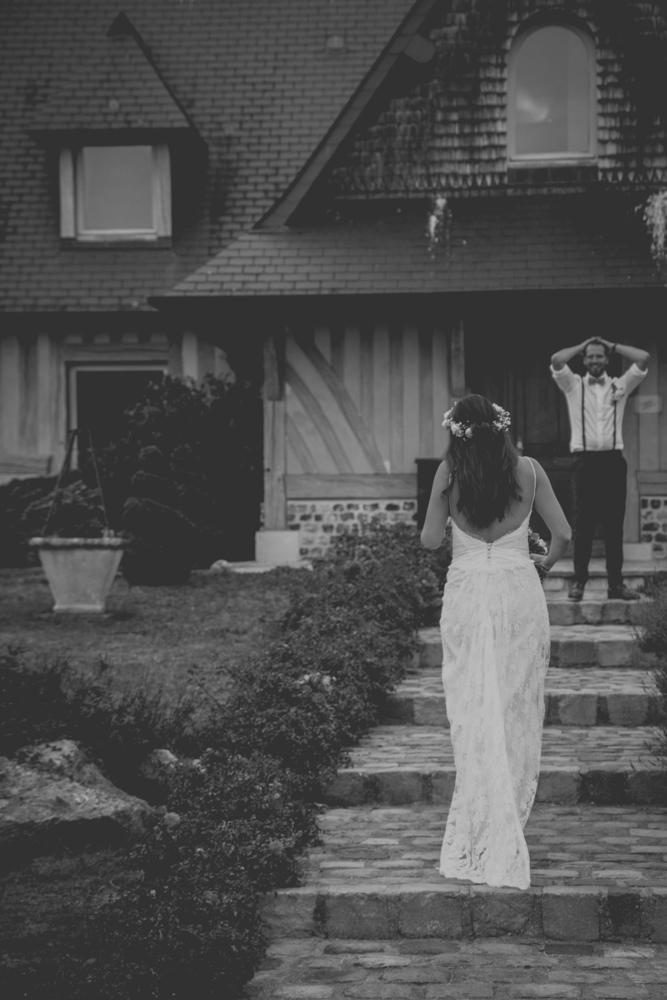 photographe mariage pont audemer photo couple