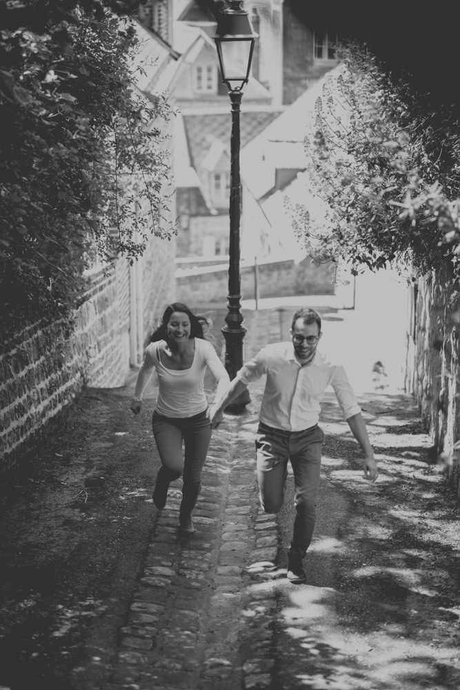 photographe mariage veules les roses
