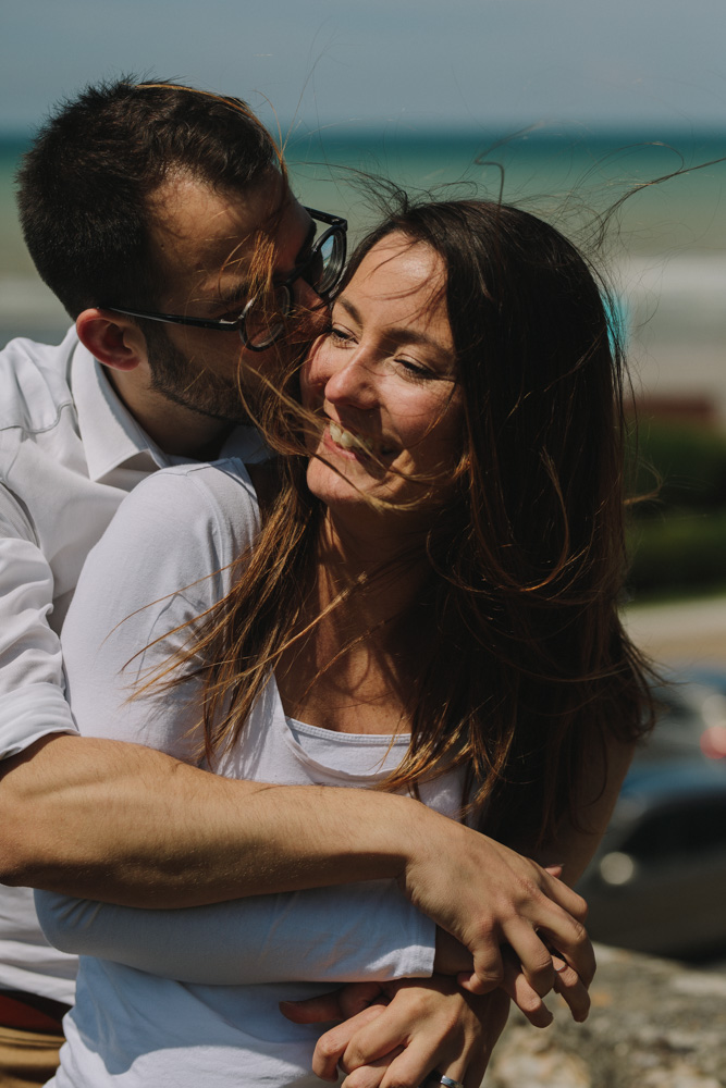 photographe mariage normandie veules les roses