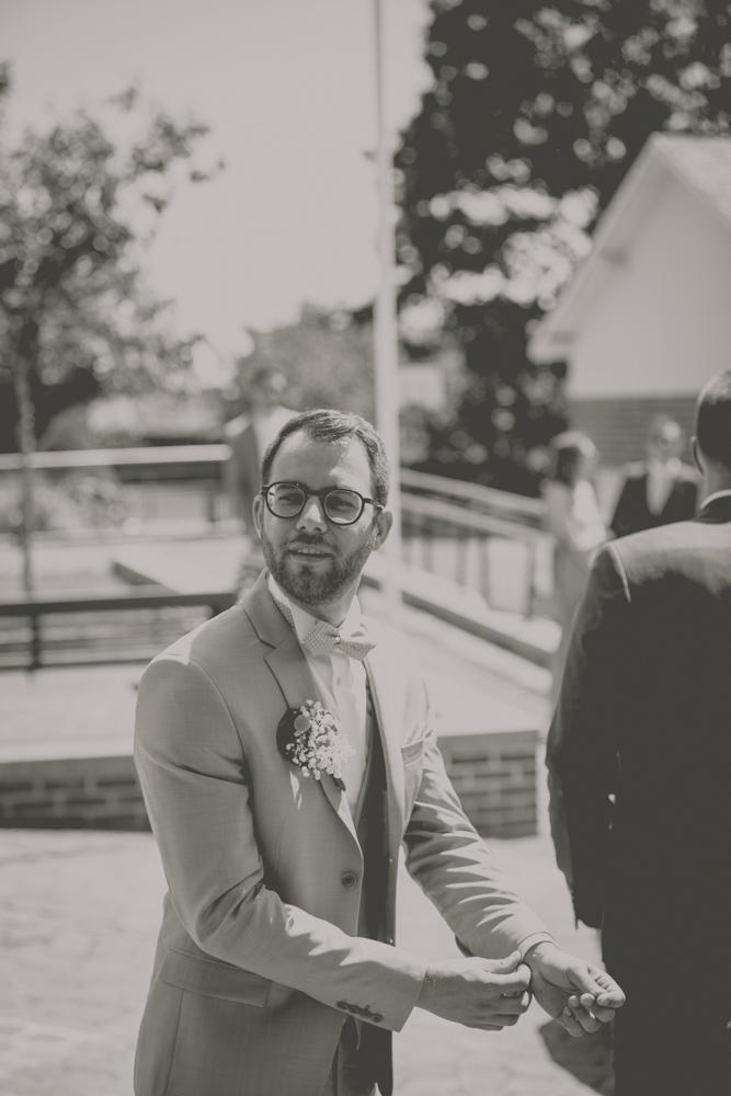 photographe de mariage en Normandie Le Havre portrait de Nicolas