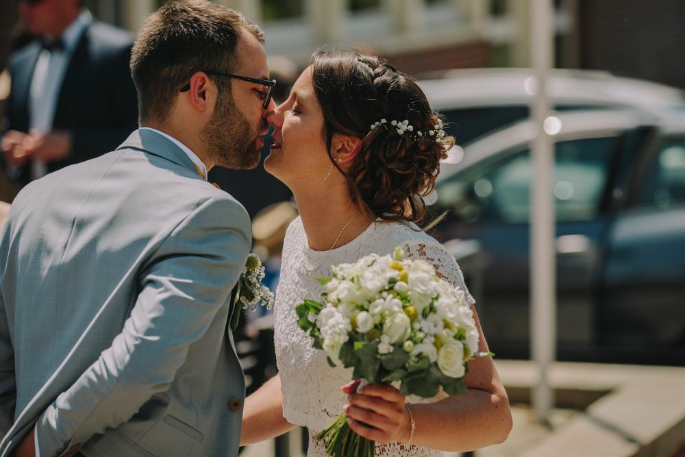 photographe de mariage normandie la rencontre