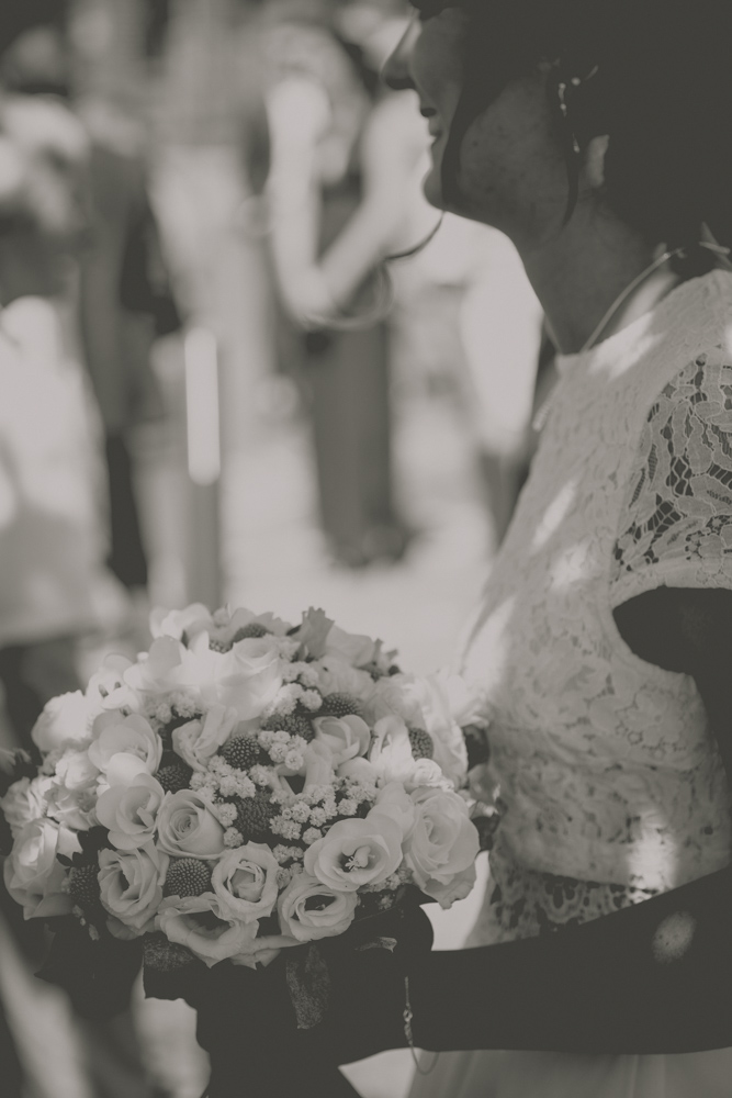 photographe de mariage en Normandie le bouquet