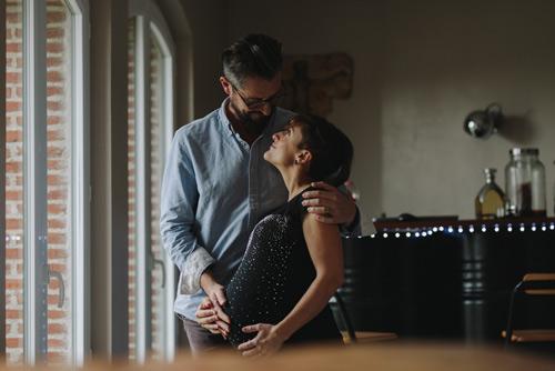 photographe de grossesse en normandie