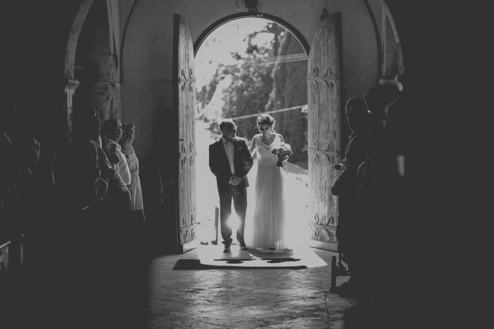 photographe de mariage en Normandie Le Havre cérémonie
