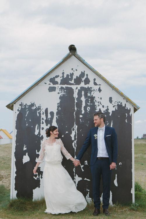 photographe pour mariage normandie etretat