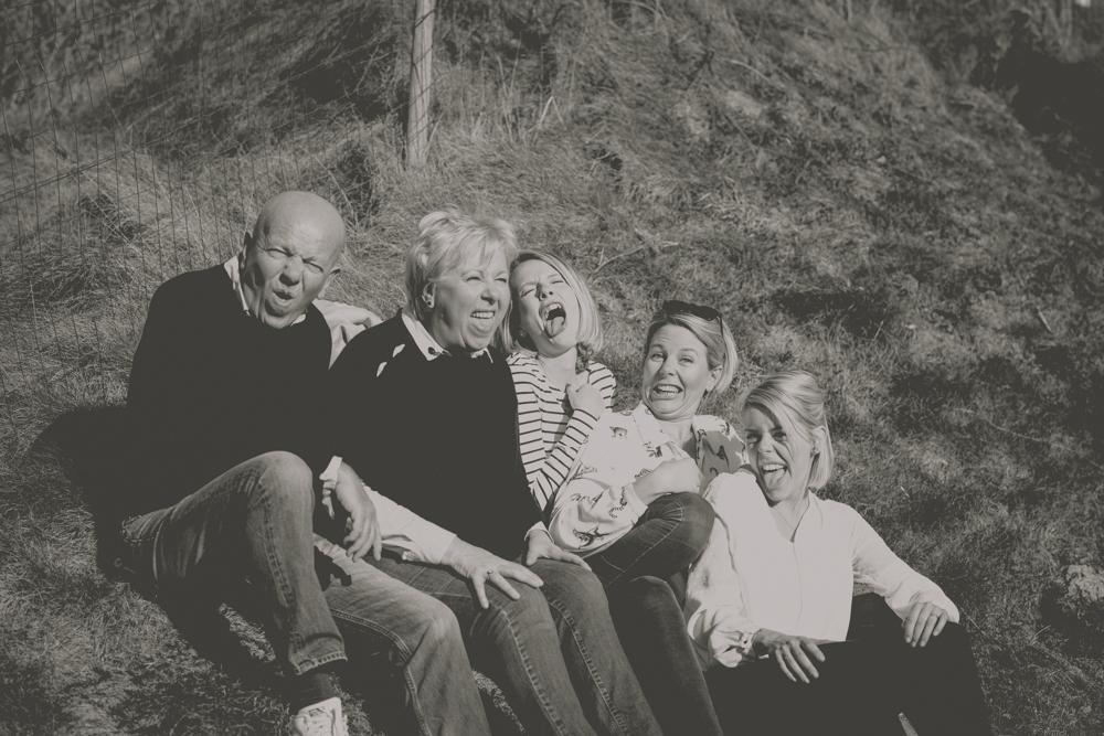 photographe de famille en Normandie à plage de saint pierre en port