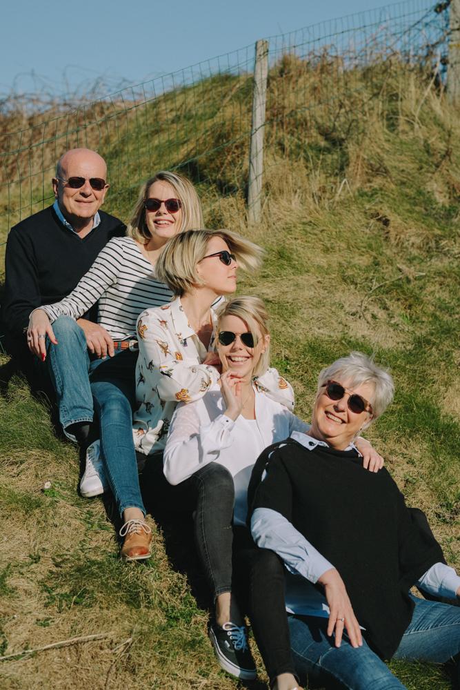Photographe de famille en Normandie et à Fécamp