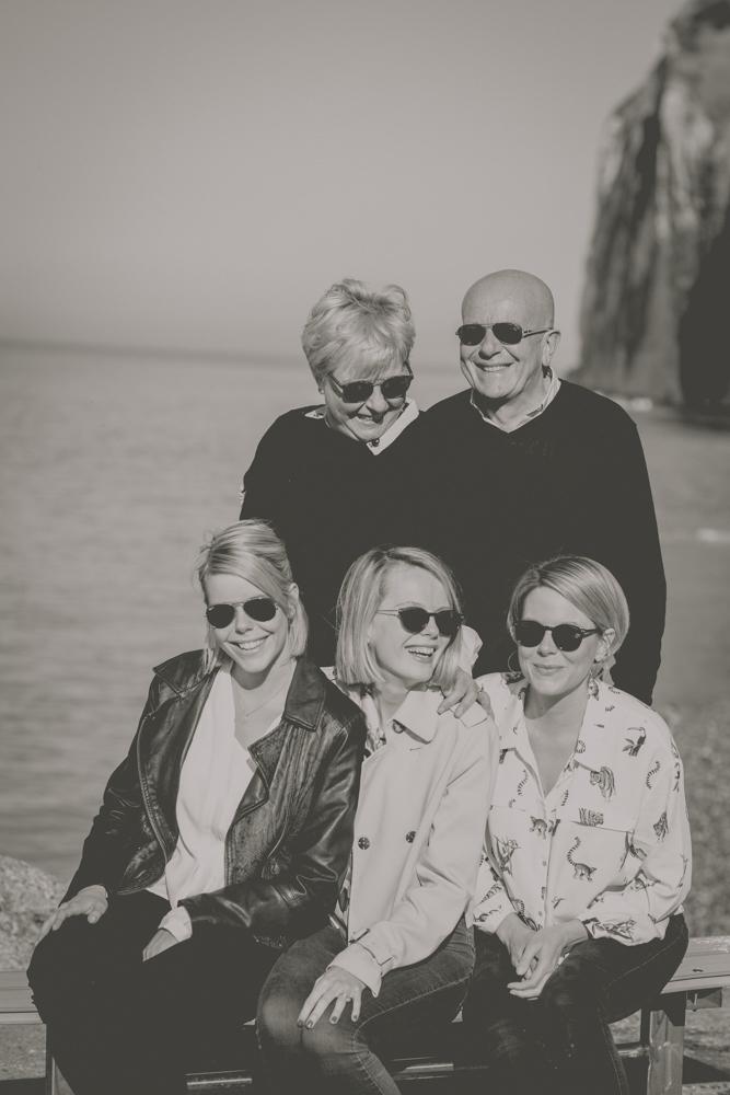 photographe de famille et grossesse en normandie et à Fécamp