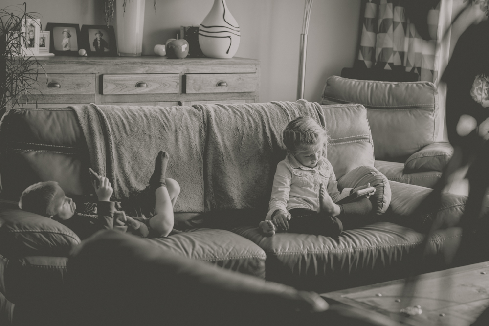 photographe de mariage à Etretat en Normandie enfants