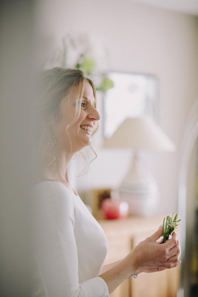 photographe de mariage à Etretat en Normandie