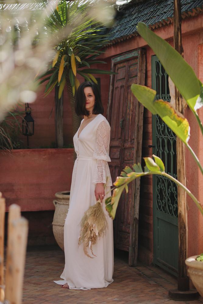 photographe de mariage à le havre en Normandie shooting à Marrakech