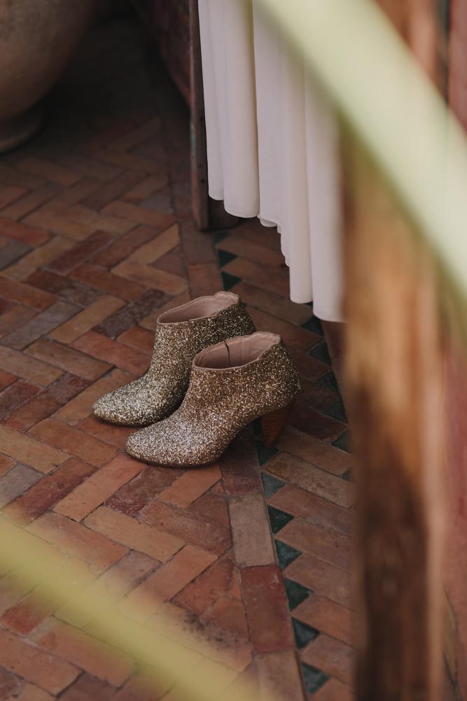 photographe de mariage à le havre en Normandie chaussures