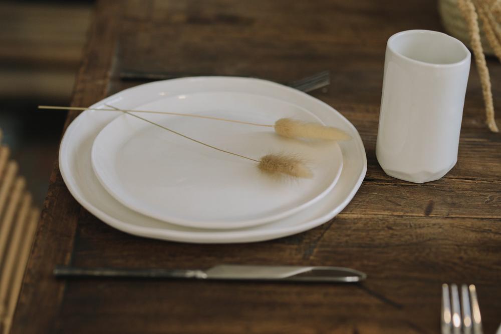photographe de mariage à le havre en Normandie vaisselle