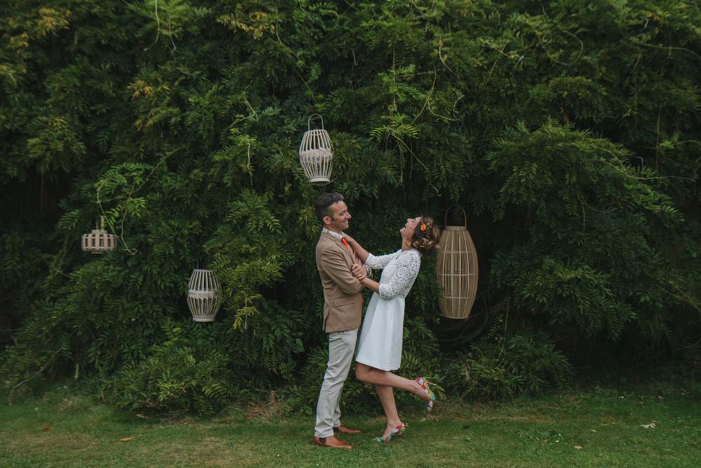 photographe de mariage à fécamp en Normandie domaine de branmaze