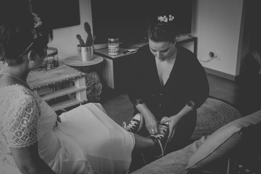 photographe de mariage a le havre en normandie préparatifs