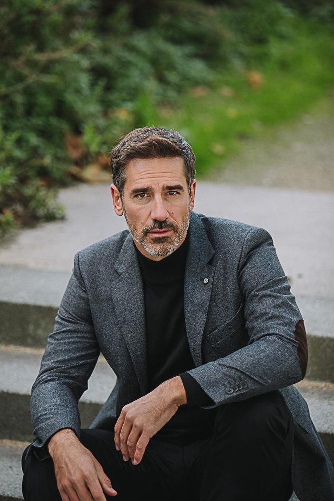 photographe de mode pour homme à Paris
