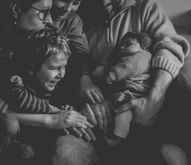 photographe de famille en normandie
