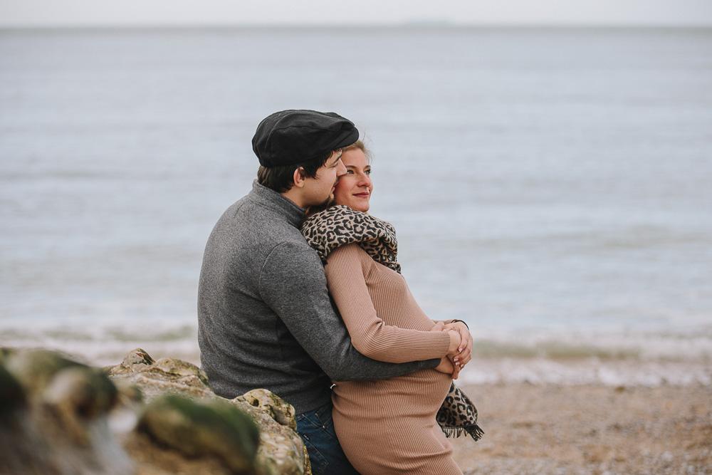 photographe grossesse Caen en Normandie