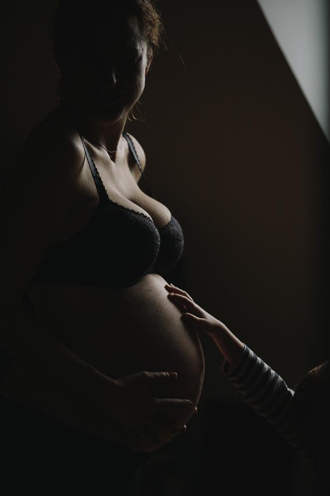 photographe de grossesse en haute normandie