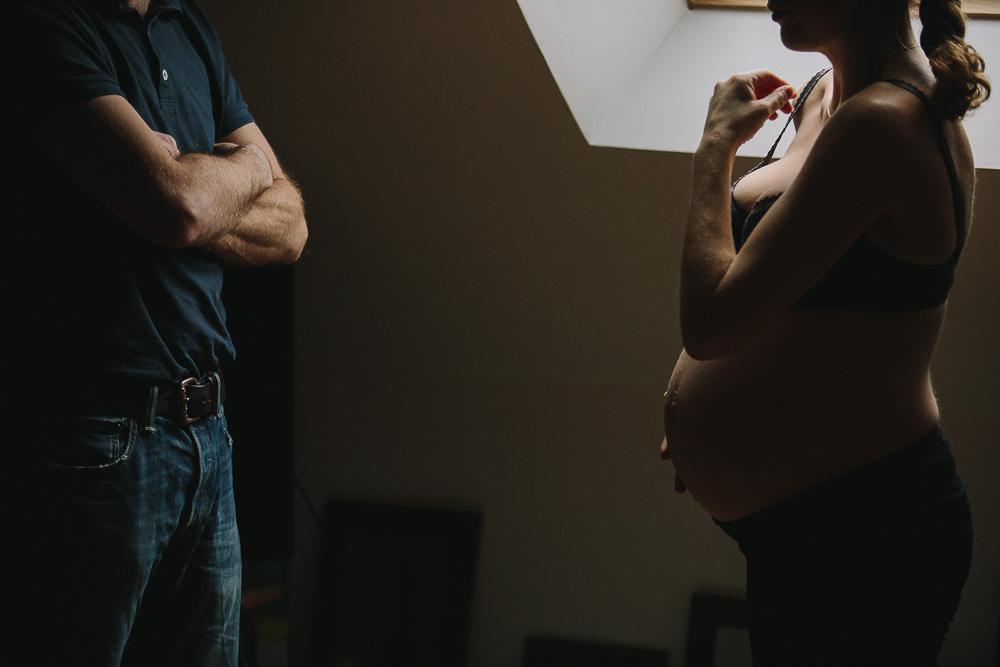 photographe de grossesse haute normandie