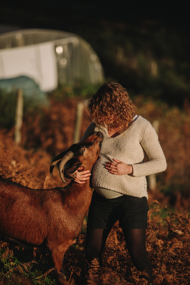 photographe grossesse à Honfleur en Normandie
