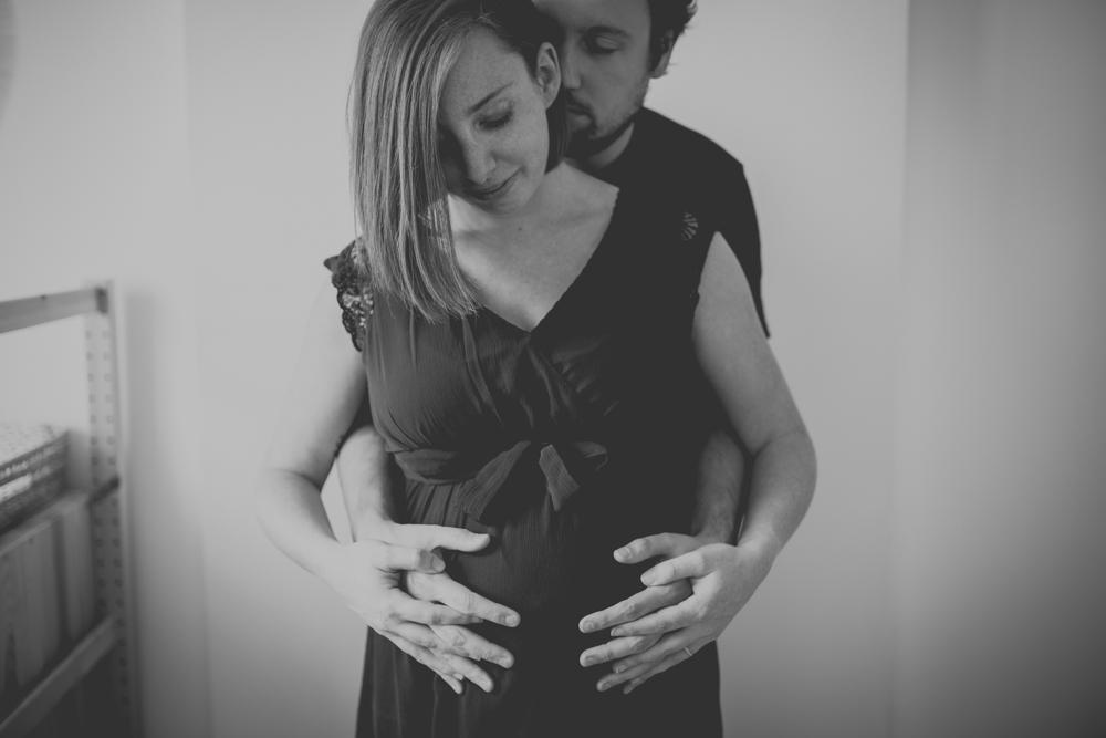 photographe grossesse dieppe normandie
